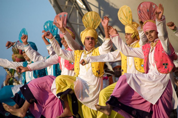 Bhangra is our common link?