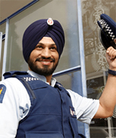 New Zealand's First Turbaned Sikh Police Officer
