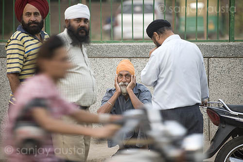 From Children To Adults 1984 Anti Sikh Riots Victims The Langar Hall