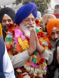 President of the SGPC, Avtar Singh Makkar