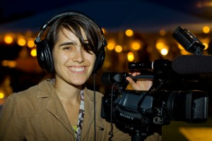 Christina Antonakos-Wallace, filmmaker of with WINGS and ROOTS.